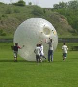 Zorb Nyerges focipalya